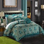 Teal Bedding for Tranquility